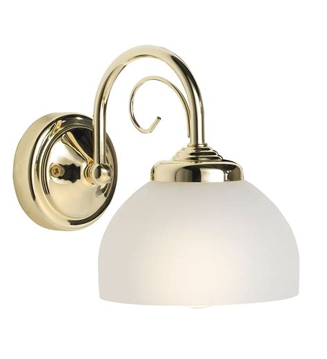 lights by b q grantchester brass effect lamp golf ball