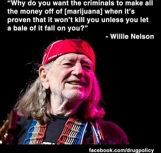 Image result for willie nelson and weed