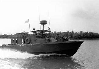 Image result for images river patrol boats firing in vietnam