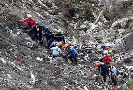 Image result for images of flight 9525 Germanwings