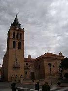 Resultado de imagen de iglesia parroquial de ajofrin