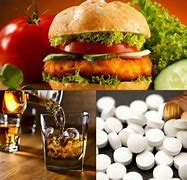 Image result for free pics of alcohol, drugs, food