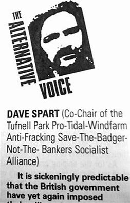 Image result for dave spart private eye images