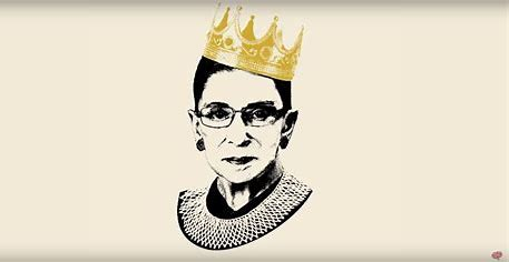 Image result for RBG Art