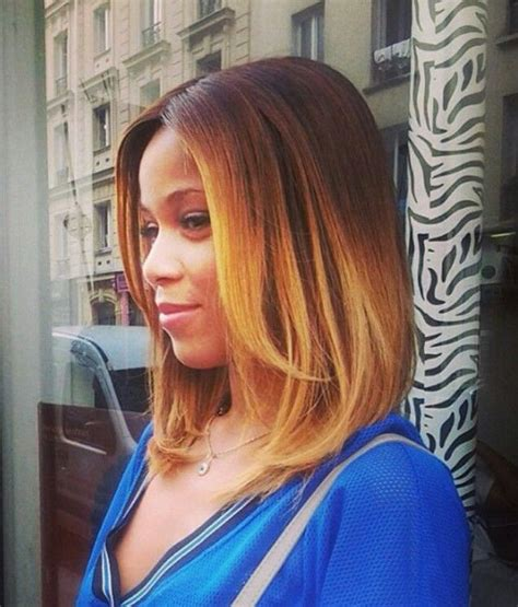TOP STYLISH BOB HAIRSTYLES FOR BLACK WOMEN IN