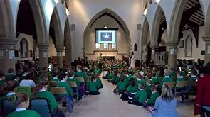 Image result for st peter's church farnham