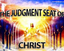 Image result for stand before God in judgement