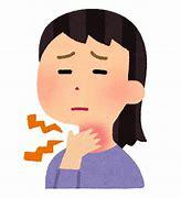 喉のイラスト に対する画像結果