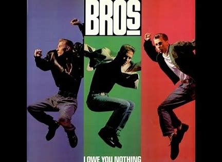 Image result for bros i owe you nothing images