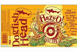 Image result for dogfish head hazy o