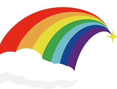虹 フリー素材 に対する画像結果