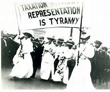 Image result for taxation without representation images