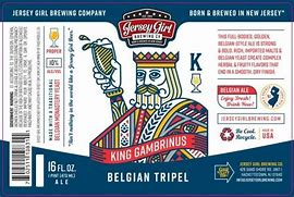 Image result for jersey girl brewing co GAMBRINUS