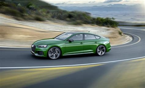 first look audi rs sportback ny daily news