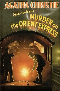 Image result for murder on the orient express original cover