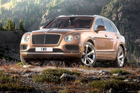 NEW BENTLEY BENTAYGA WILL SPAWN A SEVEN SEATER MPH SUV