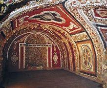 Résultat d'images pour la grotte aux coquillages illustrations