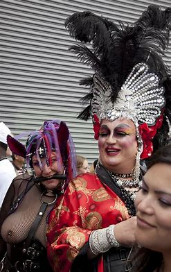 Image result for images san francisco bull daggers folsom street fair