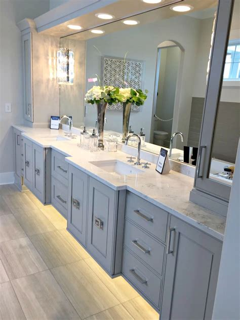 my two favorite home tours ever in bathroom vanity
