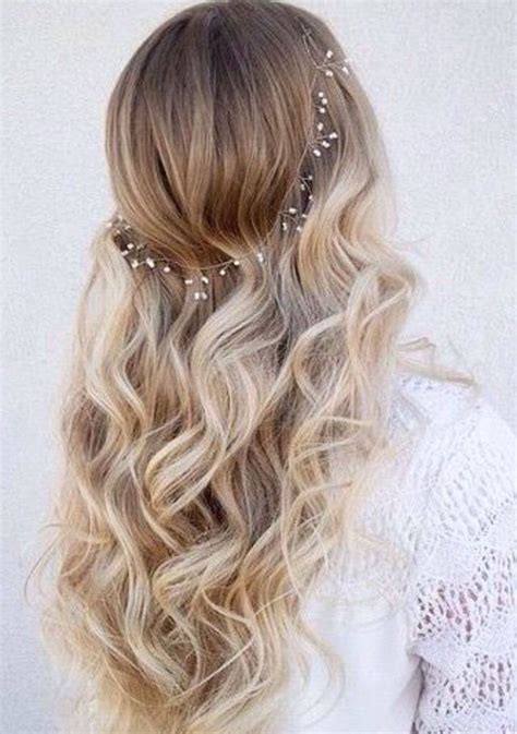 SWEET HAIR IDEA SIMPLE AND SWEET PARTY IDEAS