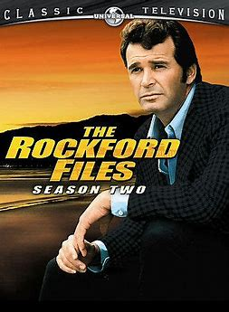Image result for the rockford files season 2 dvd image