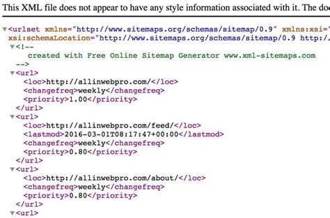 HOW TO UPDATE SITEMAP XML FOR GOOGLE BING ALL IN WEB PRO