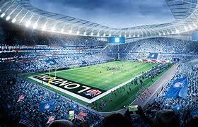 Image result for nfl in tottenham stadium pic