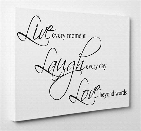 x large live laugh love canvas prints wall art print