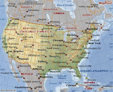 La Cartina Degli Stati Uniti D America.Top 100 Carte Degli Stati Uniti