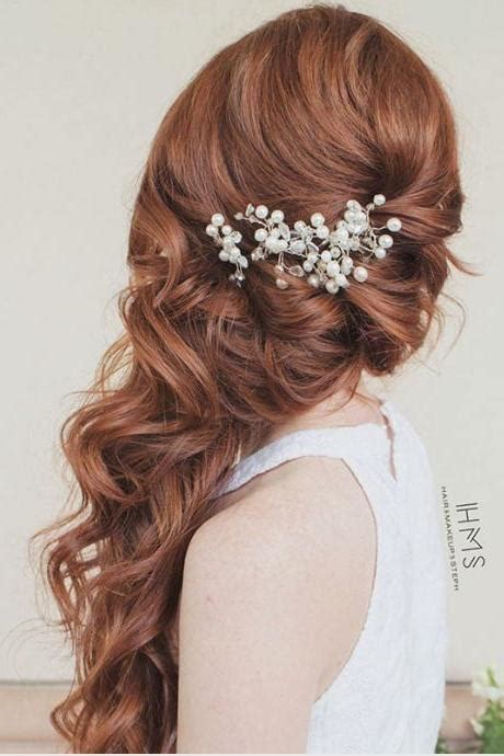 gorgeous wedding hairstyles for long hair southern living