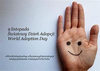 Obraz znaleziony dla: śwaitowy dzień adopcji