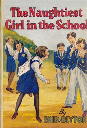 Image result for the naughtiest girl books images