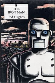 Image result for images of the iron man ted hughes