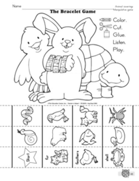 results for animal coverings kindergarten guest the