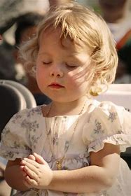 Image result for free pictures of baby girl praying