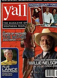 Image result for y'all magazine