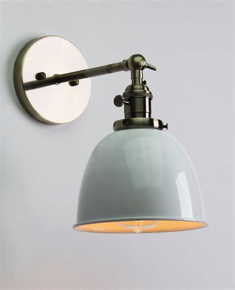 amazing adjustable wall lamp part antique metal desk