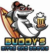 Image result for buddy's bites and brews schaumburg logo