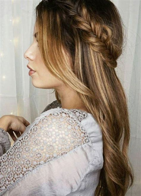 collection of long hairstyles down straight