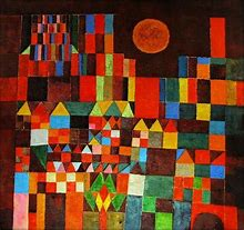 Image result for paul klee block painting