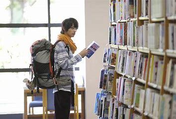 天使のいる図書館 に対する画像結果