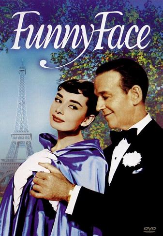 Image result for funny face dvd cover
