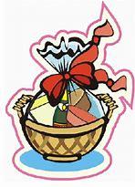 Image result for basket raffle clipart