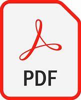 Nalezený obrázek pro PDF Icon SVG