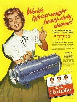Image result for images fifties ads