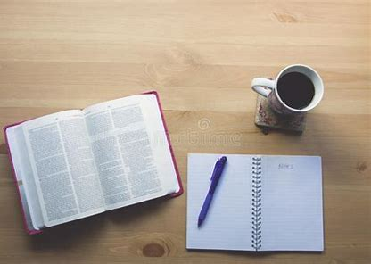 Image result for royalty free picture of bible on desk with papers