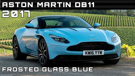 ASTON MARTIN DB FROSTED GLASS BLUE REVIEW RENDERED