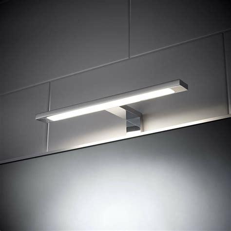 led light bathroom over mirror t bar sensio neptune