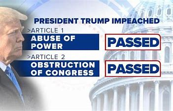 Image result for trump impeachment