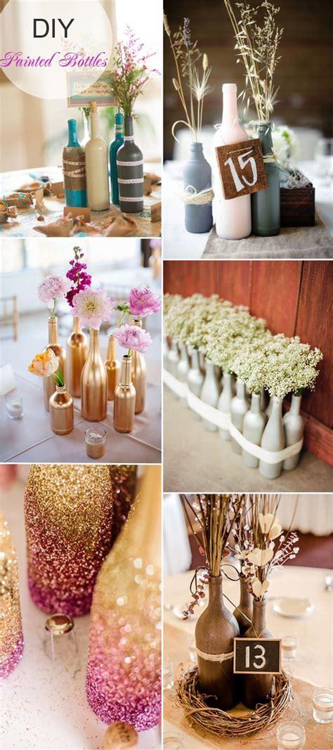 diy wedding centerpieces ideas for your reception
